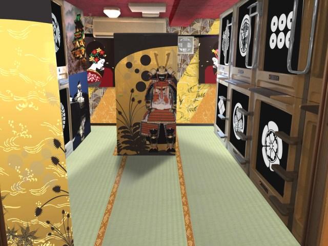 "Sorry, ladies: Yokohama's got all-new ""Japan""-themed capsule hotel rooms just for men"