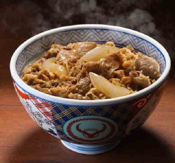 What does three months of Yoshinoya beef bowls do to your body? Medical study announces results