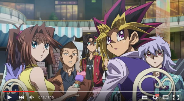 Can't wait until spring to see the new Yu-Gi-Oh! anime movie? The trailer is right here 【Video】