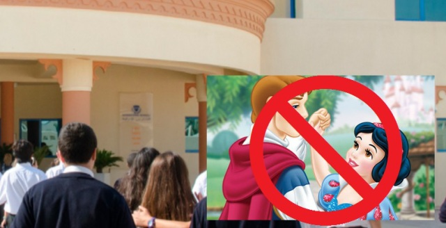 """""""Snow White"""" book banned from school for being obscene, no one sure of the part in question"""