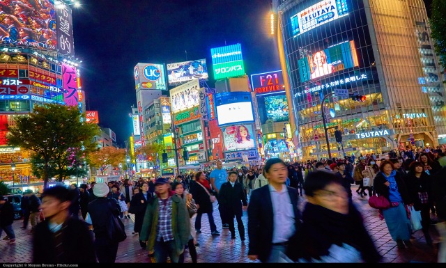 The 5 phases of adjusting to life in Japan (from a Western expat point of view)
