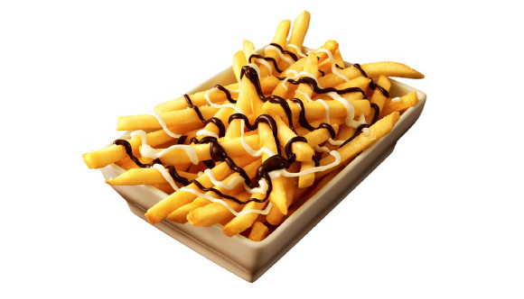 Brace yourself – McDonald's Japan about to start selling chocolate French fries