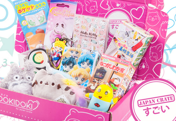Japan Crate unveils their newest creation – the doki doki kawaii box