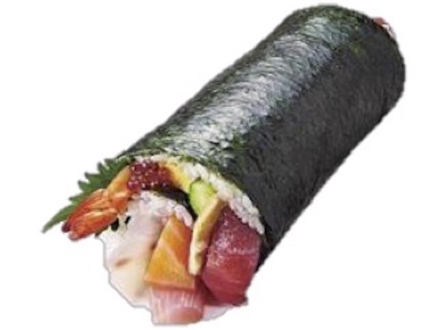 Ehomaki 鮭児巻
