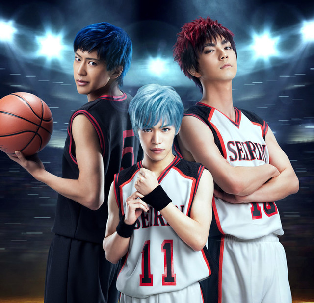 Kuroko's Basketball stage play cast is ready for tip-off in the anime adaptation's first photo