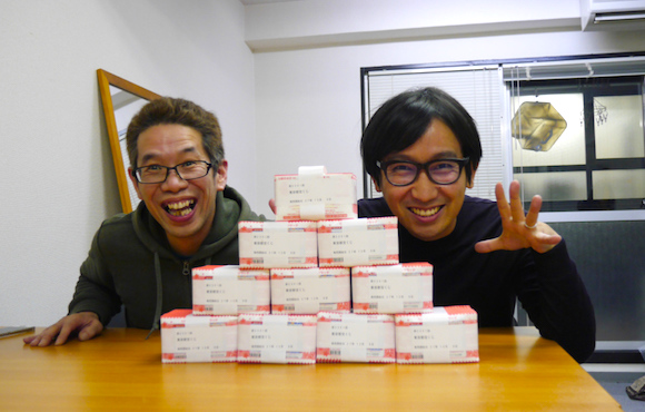 We bought one million yen worth of scratch lottery tickets to test the chances of winning big