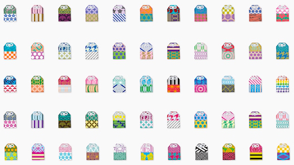 Pop and colorful personalized charms from Tokyo temple may be the answer to your problems!
