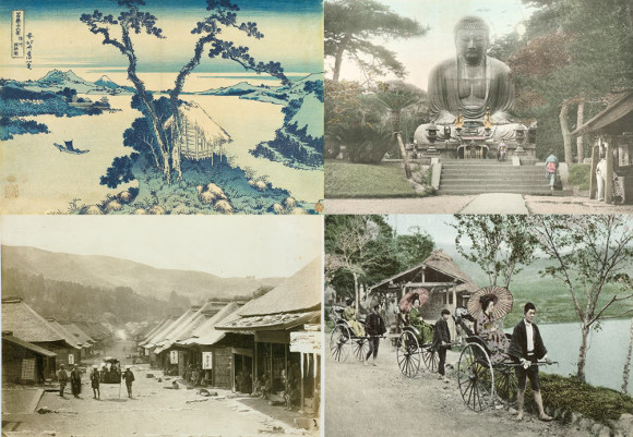 New York Public Library releases digital images of valuable ukiyo-e and photographs of old Japan