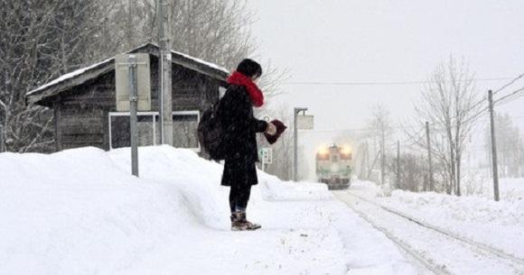 Japan's train otaku ruin the sweet story of the lone schoolgirl and her train station