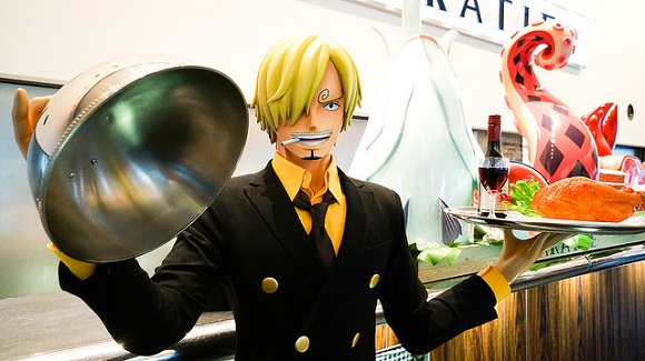 "Sanji has a last name?!? One Piece mangaka focusing on ""Black Legs"" in upcoming chapters"