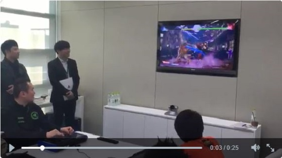 Watch as Korean pro gamer recreates Japanese player's legendary full parry in Street Fighter V