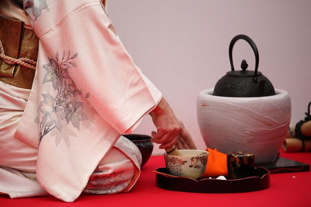A peek into the world of the Japanese Tea Ceremony