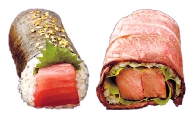 Celebrate the coming of spring by feasting on an enormous, $200 luxury Ehomaki roll!