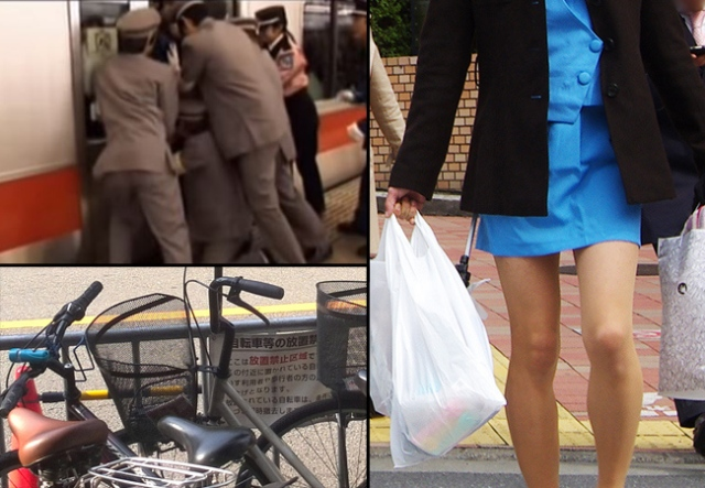 7 odd behaviors in Japan as seen by Chinese tourists