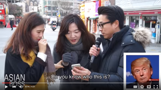 Here's what Koreans think of Republican presidential candidate Donald Trump【Video】