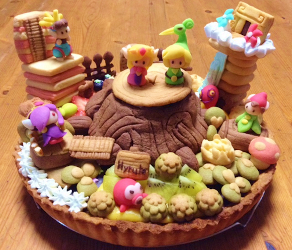 Incredible edible Nintendo desserts are the most delicious kind of fanart