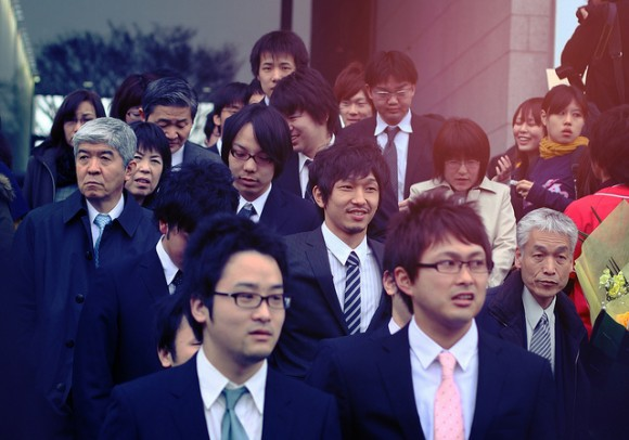 Study suggests Japanese workers are deeply distrustful of their employers