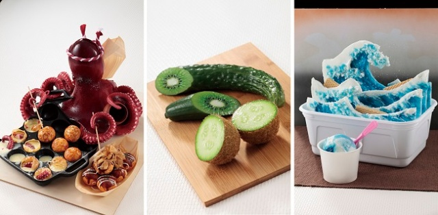 Famous plastic food maker's annual contest yields amazing results【Photos】