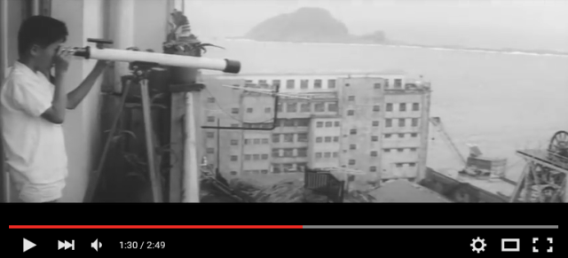 50-year-old video of Japan's Battleship Island shows life in the deserted isle's glory days 【Video】