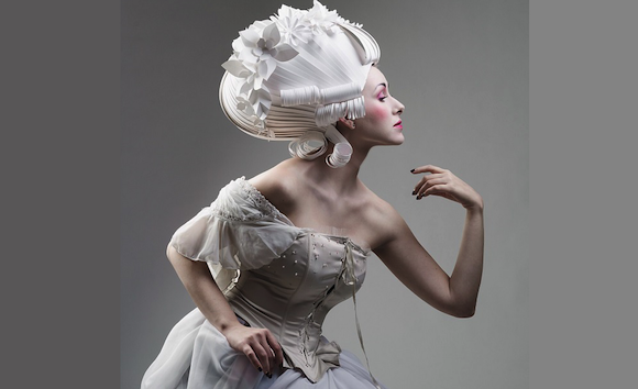 Artist creates the most amazing headwear out of the most innocuous material【Art】