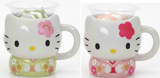 Celebrate Hina Matsuri with Hello Kitty sweets!
