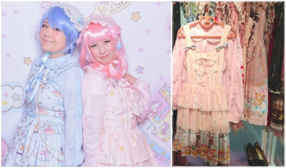 Our reporters become Kiki and Lala Lolitas at transformation salon in Harajuku