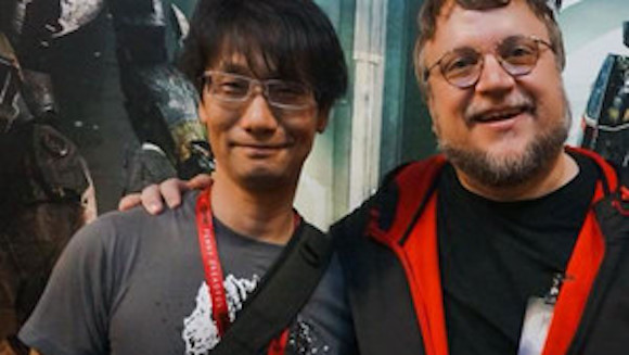 Hideo Kojima, Guillermo del Toro to Host Joint Presentation at D.I.C.E. Summit