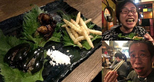 """We visit """"Rice and Circus,"""" a restaurant that combines bugs and Japanese-style cooking【Photos】"""