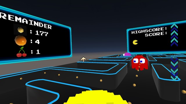 Soon, you'll be able to play Pac-Man in virtual reality for just a couple of bucks