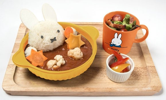Miffy Cafe in Shibuya looks so deliciously cute we could eat it right up 【Pics】