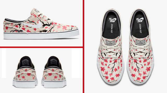 Sakura sneakers, in three different varieties, now on sale from Nike 【Photos】