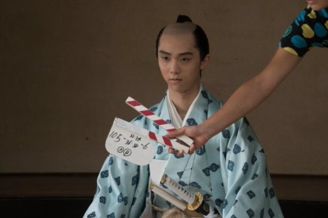 Champion figure skater Yuzuru Hanyu to make on-screen acting debut as samurai lord!