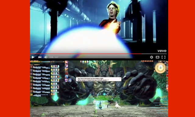 """Powerman5000 angry at Final Fantasy 14 for """"stealing"""" its music 【Video】"""