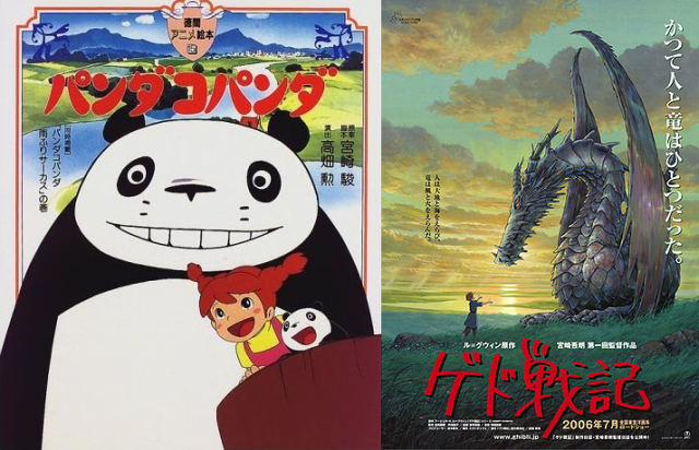 Have you seen them all? The top 10 Ghibli films Japanese college students haven't watched
