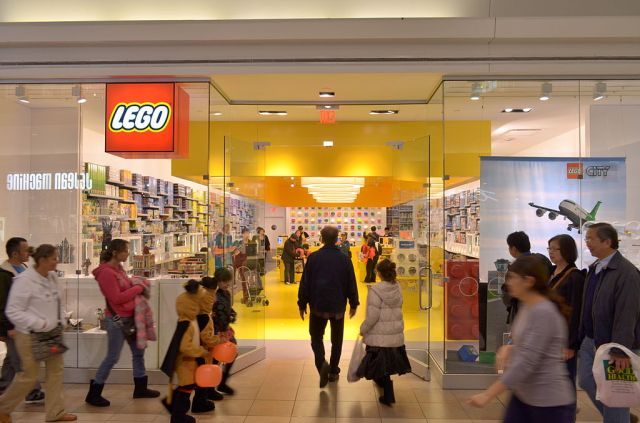 World's largest retail LEGO store to open just outside of Shanghai Disneyland Park in June