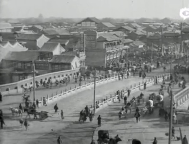 A rare look at Beijing in the 1920s【Video】