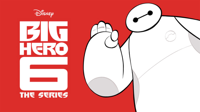 Welcome back, Baymax! Disney's Big Hero 6 getting sequel series