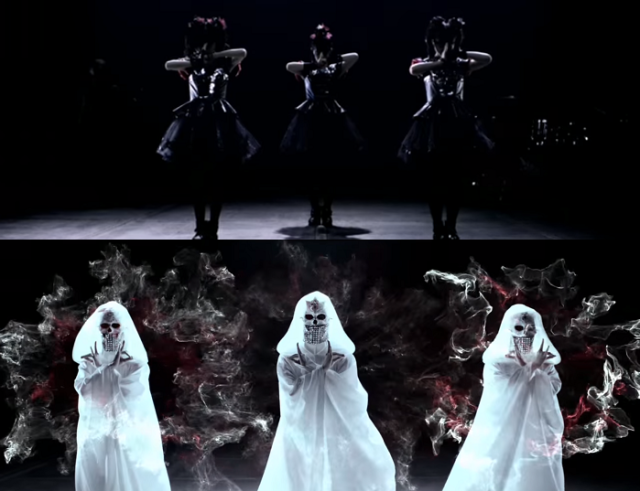"BABYMETAL debuts music video for ""Karate"", the lead single off new album"