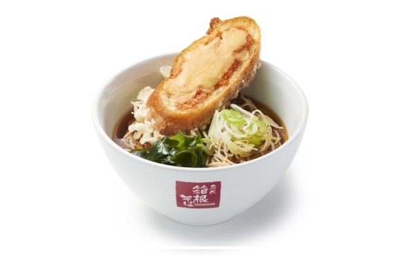 Want some carbs with your carbs? Japanese noodle restaurant offering bread soba