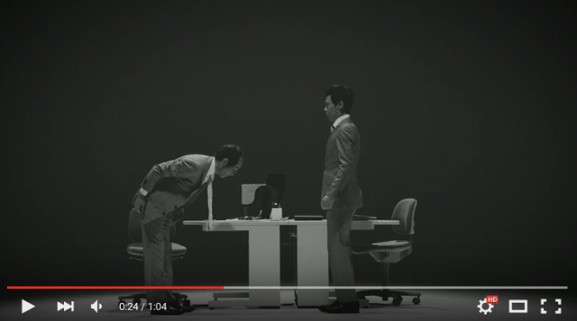 Even Japanese people sometimes think bowing can be needlessly complicated, video shows 【Video】