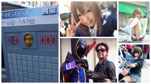 All the coolest Cosplay from the annual Nipponbashi Street Festival in Osaka!【Pics】