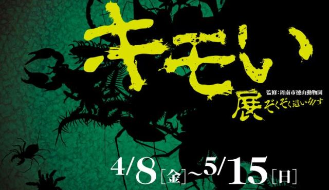 Upcoming exhibition of creepy-crawlies in Nagoya promises to give its audience the heebie-jeebies