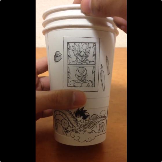 dragonball cup manga 02
