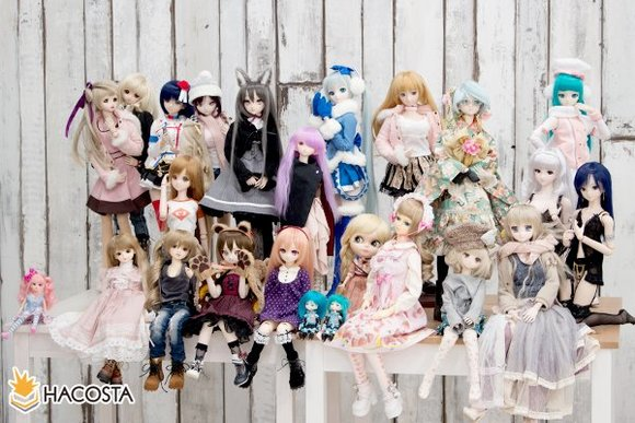 Tokyo cosplay studio to hold photography event just for dolls and figures this summer