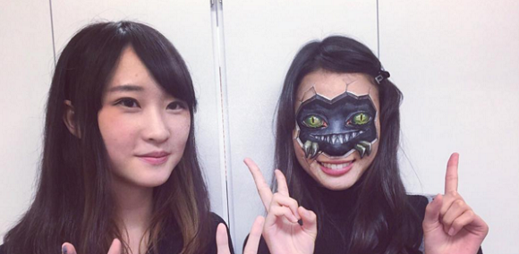 Surreal body paint artist Hikaru Cho gives us a peek into her typical day【Video】
