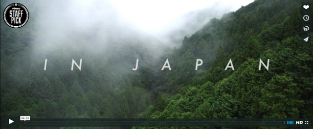 "Stunning video, ""In Japan"", captures breathtaking moments from around the country【Video】"