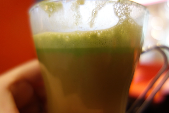 Matcha Coffee70