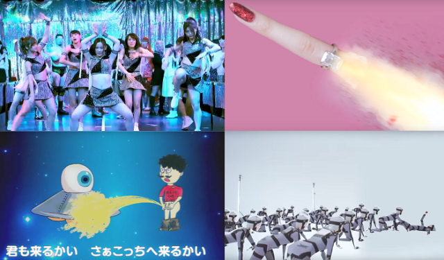 From the Up Up Girls to Polysics: The five weirdest Japanese music videos this year so far【Video】
