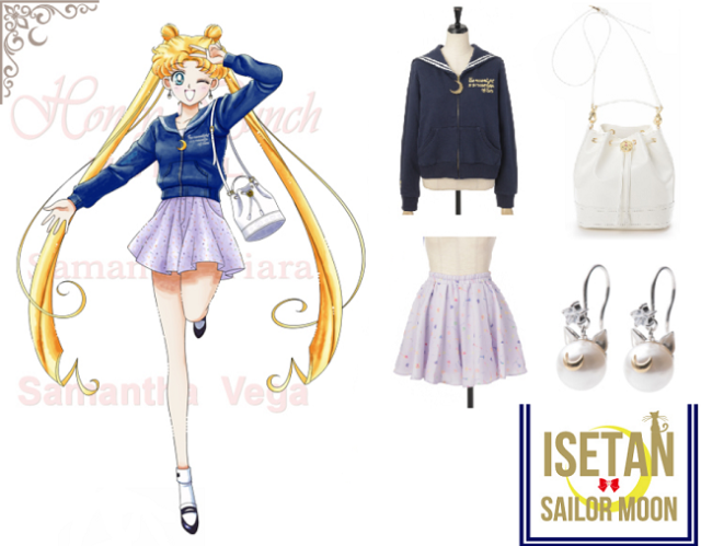 Sailor Moon x Isetan Event 2016 is the collaboration of our dreams, and it's only just begun!