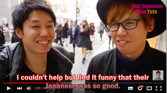 "Japanese people react to ""But we're speaking Japanese!"" video, and it's kind of stunning"